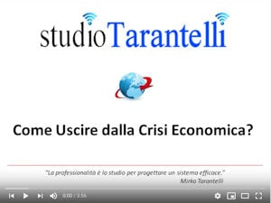 video come uscire dalla crisi